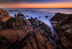 Labruge (paulosilva3) Tags: ocean sunset seascape landscape rocks s castro lee filters paio polariser labruge proglass