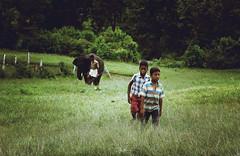 """""""Childhood buddies"""" (Robins Mathew Z) Tags: travel people india nature childhood children elephants tamilnadu masinagudi travelindia travelphotography indiatravel peopleandplaces incredibleindia indiantravel natgeotravel"""