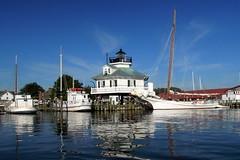 Hooper Strait Lighthouse, Maryland (lighthouser) Tags: usa lighthouse maryland hooperstrait lighthousetrek