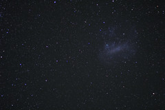 Gran Nube de Magallanes (politaminera) Tags: chile night noche galaxy astrofotografia estrellas nocturna galaxia lmc valledelelqui vicua cielonocturno largemagellaniccloud grannubedemagallanes