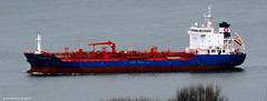 Scotland river Clyde tanker Mississippi Star leaving port 5 March 2015 by Anne MacKay (Anne MacKay images of interest & wonder) Tags: by river mississippi anne star march scotland clyde ship 5 picture mackay tanker 2015