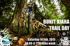 TRAKS-trail-day-14-feb-2015 (Traks Of Malaysia) Tags: mountainbike trail malaysia mtb traks trailbuilding