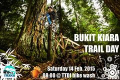 TRAKS-trail-day-14-feb-2015 (Traks Of Malaysia) Tags: mountainbike trail malaysia mtb traks trailbuilding