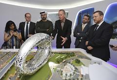 Mideast Emirates Dubai Museum
