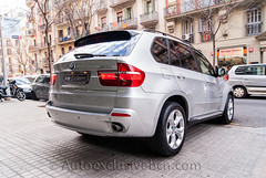 BMW X5 -Xdrive 3.0d - 7 Plazas (Auto Exclusive) Tags: barcelona auto 7 tienda plata plazas bmw negra exclusive 30d x5 exposicin piel titanio xdrive autoexclusivebcn autoexclusive