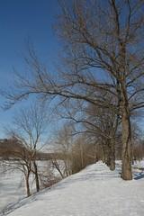 Muskingum Park Winter Landscape (thoeflich) Tags: snow winterscape winterlandscape muskingumriver muskingumpark snowacape