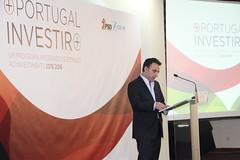 """Sessão de Encerramento das Jornadas """"+ Portugal, Investir +"""" no Porto"""
