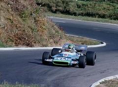 Henri Pescarolo Matra Simca MS120 1970 Canadian Grand Prix (nwmacracing) Tags: st grand canadian prix 1970 formula1 henri matra pescarolo jovite