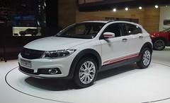 Qoros 3 City SUV 01 -- Geneva Motor Show -- 2015-03-08 (NavDam84) Tags: 3 suv genevamotorshow qoros qoros3 citysuv qoros3citysuv 2015genevamotorshow