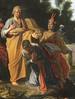 Pieter Lastman The Baptism of the Eunuch Netherlands (c. 1615) Panel, 63.5 x 98.8 cm. fondationcustodia.fr (medievalpoc) Tags: art history netherlands panel baptism oil pieter eunuch 1600s lastman medievalpoc
