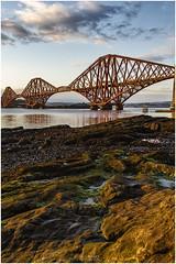 FB Vertical (Jistfoties) Tags: forthbridge forthbridges southqueensferry bridge civilengineering lothian riverforth