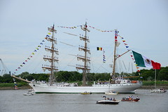 Tall Ships Race Cuauhtemoc DST_5411 (larry_antwerp) Tags: cuauhtemoc sailing zeilschip antwerp antwerpen       port        belgium belgi          schip ship vessel        schelde        tallshipsrace 2016