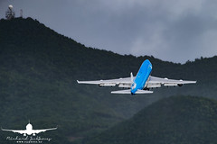 KLM B747-400_AS5J2439 (RJJPhotography) Tags: aviation caribbean sxm princessjulianainternationalairport