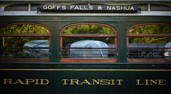 goffs falls and nashua (jtr27) Tags: dsc03347e jtr27 sony alpha alpha7 a7 ilce7 ilce ilc csc mirrorless minolta md rokkorx rokkor 50mm f17 manualfocus srmount nashua gofffalls nh newhampshire maine newengland junkyard railroad passenger car