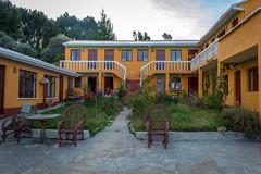 Hotel Imperio del Sol (rodrigopaulo) Tags: titicaca latinamerica southamerica bolivia copacabana backpacking isladelsol yumani mochilao