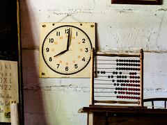 Enigma (fru.gru) Tags: clock calculate old oldfeshioned oldvillage openairmuseum skansen schans poland polska lesser europe europa etno etnography ♡