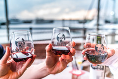 Cheers!!! (NEXtographer) Tags: emount sony a7rii mirrorless fe35mmf14za outdoor bay water wine adeliepommier