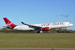 G-VNYC (AnDrEwMHoLdEn) Tags: manchester airport virgin a330 virginatlantic manchesterairport egcc 05r