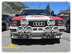 Audi Quattro (v8dub) Tags: audi quattro schweiz suisse switzerland german pkw voiture car wagen worldcars auto automobile automotive youngtimer old oldtimer oldcar klassik classic collector