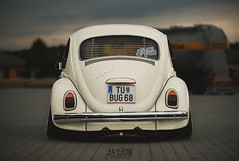 VW KFER (JAYJOE.MEDIA) Tags: vw kfer beetle volkswagen low lower lowered lowlife stance stanced bagged airride static slammed bug