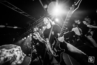 04-08-2016 // While She Sleeps at JH De Stip // Shot by Jurriaan Hodzelmans