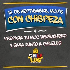 18 de Septiembre, MOC's con chispeza (ChileLUG) Tags: concurso lego chile 18 septiembre 18deseptiembre 2016 moc fiestaspatrias