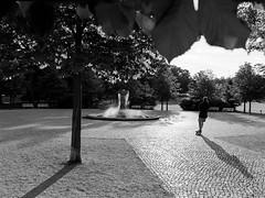 The Skater (pixel-art) Tags: bad nauheim kurpark germany sekorc4528