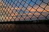 Suspended @ sunset (gdajewski) Tags: nikond7000 fence bridge gdajewski dajewski tokina1224mmf4 hudsonriver albanyny tokinaatxafprodx1224mmf4 sunset