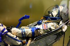 Soyuz Space Suit (Bri_J) Tags: nationalspacecentre leicester leicestershire uk museum space spaceexploration nikon d7200 soyuz spacesuit helensharman cosmonaut astronaut launchcouch sovietspaceprogramme