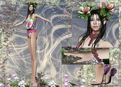TOPAZIA - LIMA suwimsuit (Rehana MiSS SLVietnam, Face of CHOP ZUEY 2015) Tags: secondlife rehana fashion rehanaseljan topazia newrelease lode chopzuey laboheme slink argrace posesion ieqed