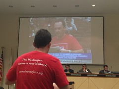July 21 Hearing Sacramento Methane pollution