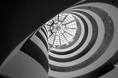 Guggenheim Museum, NYC DSC02533-Edit (nianci pan) Tags: urban nyc newyorkcity manhattan newyork guggenheimmuseum modern contemporary geometry geometric form pattern shape line curve abstract nianci pan sony sonyalphadslr sonyphotographing