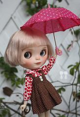 Moomin In Rainy Day