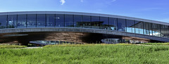 Rolex Learning Center (Diegojack) Tags: nikon nikonpassion d7200 panorama btiments epfl learningcenter