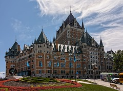 Chateau Frontenac #2 (brev99) Tags: topazdenoise dxofilmpack5 chateaufrontenac hotel fairmounthotel quebeccity canada cameracorrectionfilter tokina1224dxii atx124afprodx d7100