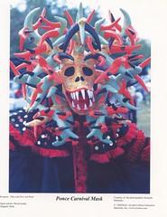 Tradiciones Mascara de Ponce (mbsuarez) Tags: mascara vejigante folklore