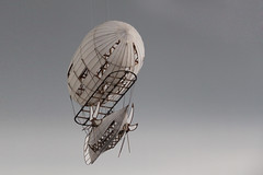 Ship 2 (E. Devin Vander Meulen II) Tags: ghibli exhibition tokyo japan roppongi fly airships model