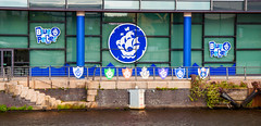 Blue Peter (uplandswolf) Tags: bluepeter manchester bbc mediacity salfordquays