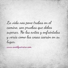 Confa en ti. #versos #aniel2016 #guerrero #elpoemadeladiosa #mujer (rocknoetika) Tags: instagram aniel guerrero puerto rico hard rock