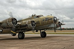 Nine O Nine (Robert Holler Photography) Tags: bomber ww2 b17 flying fortress explore explored
