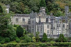 Kylemore Abbey, Connemara, Vo Galway (VLConroy) Tags: kylemoreabbey galway connemara ireland travel historic buildings