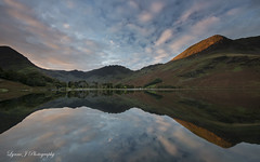 1st ray of light on Buttermere (Blondie606 Photography) Tags: derwentwater bluehour