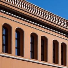 summer (Cosimo Matteini) Tags: cosimomatteini ep5 olympus pen m43 mft mzuiko45mmf18 bilbao architecture summer bilbo euskadi spain es
