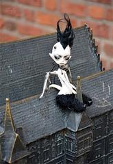 Gor (Lorena Firefly) Tags: gargoyle gothic demon dollfie doll devil dollchateau bjd andre balljointeddoll