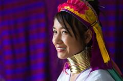 Paduang Girl (wu di 3) Tags: burma myanmar asia inlelake paduang tribe girl mnority portrait copperring longneck