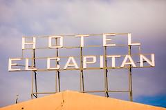 Hotel El Capitan (Thomas Hawk) Tags: america culbersoncounty elcapitan elcapitanhotel hotel hotelelcapitan texas usa unitedstates unitedstatesofamerica vanhorn neon