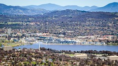 Canberra From Mt Ainslie-3 (Quick Shot Photos) Tags: act australia canberra canon floriade nsw theresa australiancapitalterritory au