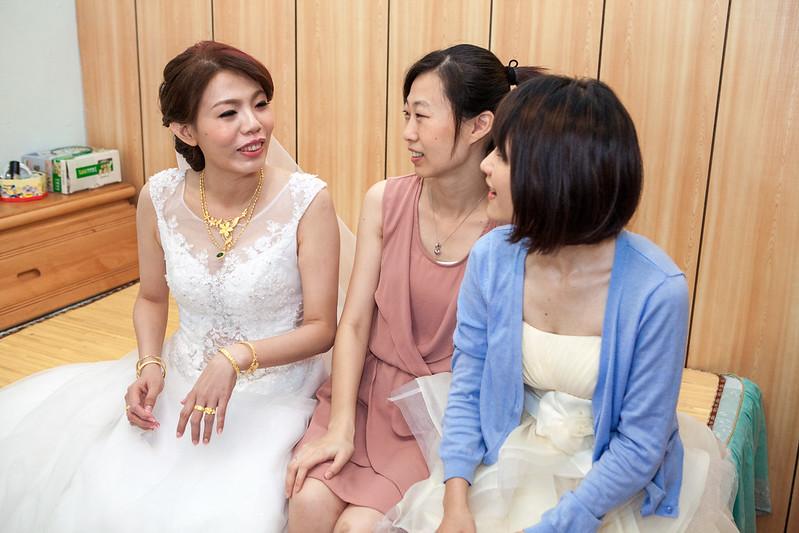 孟峰&梵齡 婚禮紀實-34