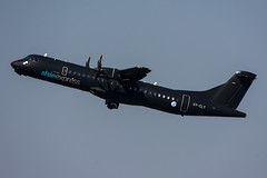 OY-CLY - Air Alsie Express - ATR-72-500 (5B-DUS) Tags: oycly air alsie atr72 at72 dus eddl dusseldorf düsseldorf international airport airplane aircraft aviation flughafen flugzeug plane planespotting spotting