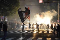 003 (Sofija Neskovic) Tags: street belgrade serbia beograd srbija hooligans footbal fans documentary